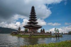 Tempel von Bali Lizenzfreies Stockbild