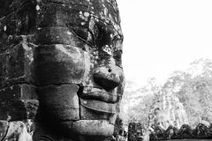 Tempel von Bayon Lizenzfreie Stockfotografie