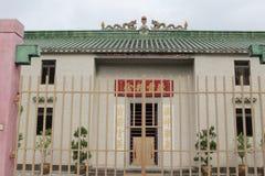 Tempel von Chong Har Ching Ser Stockfotografie