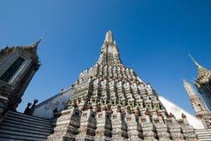 Tempel von Dämmerung lizenzfreie stockfotografie