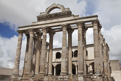 Tempel von Diana Lizenzfreies Stockbild