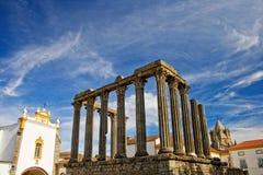 Tempel von Diana Lizenzfreies Stockfoto