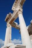 Tempel von Hadrian, Ephesus, die Türkei, Stockfoto