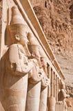 Tempel von Hatshepsut Stockbilder