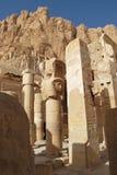 Tempel von Hatshepsut Lizenzfreie Stockfotos