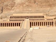 Tempel von Hatshepsut Lizenzfreie Stockbilder