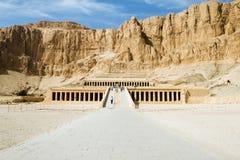 Tempel von Hatsheput Lizenzfreies Stockbild