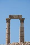 Tempel von Hercules Ruins Lizenzfreie Stockfotografie