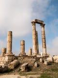 Tempel von Herkules lizenzfreie stockfotos