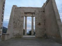 Tempel von Herkules stockbilder