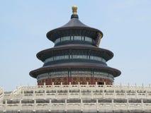 Tempel von Himmel 2 Lizenzfreies Stockbild