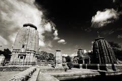 Tempel von Indien Stockbild