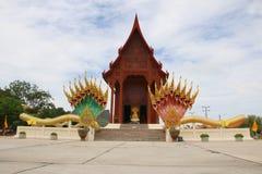 Tempel von König von Nagas Stockfotos