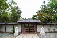 Tempel von Kamakura Lizenzfreies Stockbild