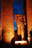 Tempel von Luxor Lizenzfreie Stockfotos