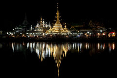 Tempel von Nordthailand Stockfoto