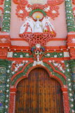 Tempel von nuestra Senora-De-La merced IV lizenzfreie stockfotografie