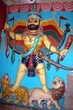 Tempel von Orissa-Indien. Stockbilder