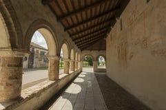 Tempel von Ornella, Venetien Italien stockbild