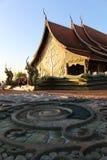 Tempel von Phupraw Lizenzfreies Stockfoto