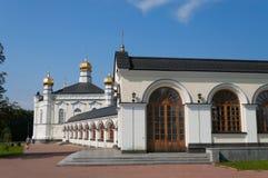 Tempel von rechtschaffenem Simeon Lizenzfreie Stockfotografie