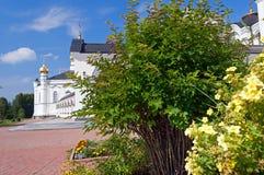 Tempel von rechtschaffenem Simeon Stockfotografie