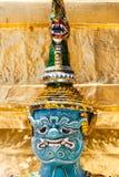 Tempel von Thailand Stockfotografie