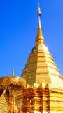 Tempel von Thailand Lizenzfreie Stockfotos