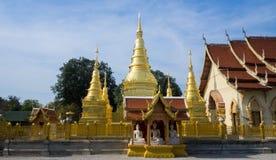 Tempel von Thailand Lizenzfreies Stockbild