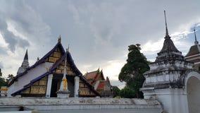 Tempel von uttaradit Stockfoto