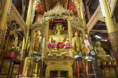 Tempel von Wat Inn lizenzfreie stockfotografie