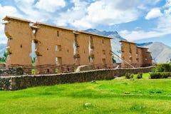 Tempel von Wiracocha Lizenzfreie Stockfotografie