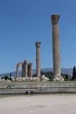 Tempel von Zues Lizenzfreie Stockbilder