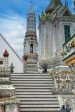 Tempel Wat Arun in Bangkok Stockfotos