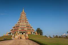 Tempel wat hyua Winkel- des Leistungshebelskang Lizenzfreie Stockfotografie