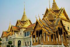 Tempel Wat Phra Kaew stock afbeeldingen
