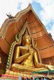 Tempel Wat-tham sua Kanchanaburi, Thailand 9 Lizenzfreie Stockbilder