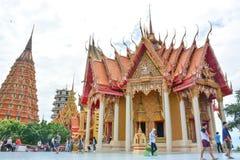 Tempel Wat-tham sua Kanchanaburi, Thailand 7 Stockfoto