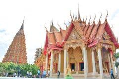 Tempel Wat-tham sua Kanchanaburi, Thailand 5 Lizenzfreie Stockfotografie