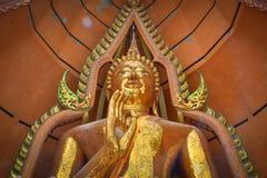 Tempel Wat-tham sua Kanchanaburi, Thailand 4 Lizenzfreie Stockbilder