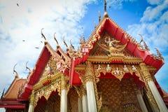 Tempel Wat-tham sua Kanchanaburi, Thailand 3 Lizenzfreies Stockfoto