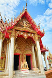 Tempel Wat-tham sua Kanchanaburi, Thailand 2 Stockfotografie