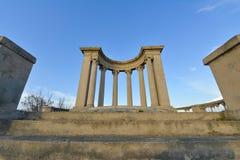 Tempel in Yerevan, Armeni? royalty-vrije stock fotografie