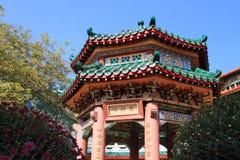 Tempel Yuen-Yuen Stockfotografie