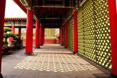 Tempel zu Konfuzius Stockfoto