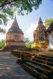 Tempel zwei Stockfoto