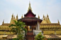 Tempelatmosphäre Lizenzfreies Stockbild