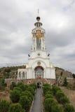 Tempelbaken Royalty-vrije Stock Foto