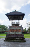 Tempelbouw, Pura Taman Ayun Stock Foto's