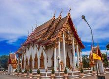 Tempelchalong Arkivfoton